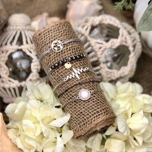 🌼2/$20🌼❤️Rhymn Bracelet Set